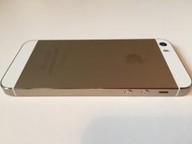 Back of iPhone