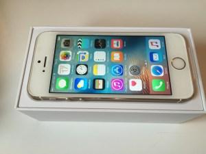 iPhone In Box
