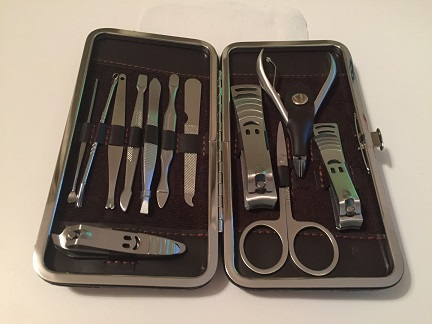 Bestfire Manicure Set Review