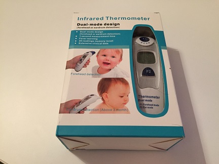 Amir Dual Function Digital Thermometer Review