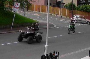 Quad and dirt bike