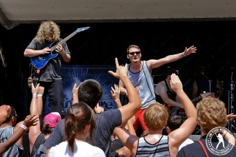 Light The Fire - Vans Warped Tour // Photo courtesy of James Villa Photography ©2013