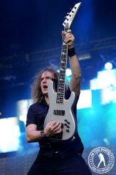 Megadeth (Aftershock Festival - Sacramento, CA) 2013 ©2013 James Villa Photography, All Rights Reserved