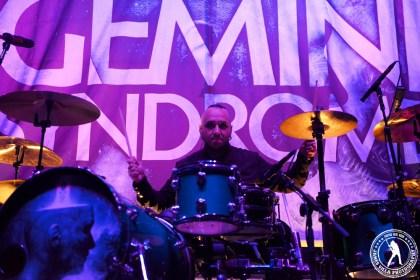 Gemini Syndrome - Freaker's Ball (Verizon Theater, Grand Prairie, TX) 10/25/13