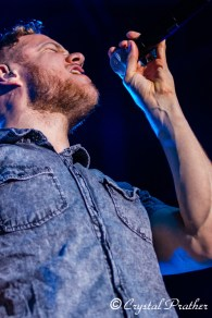 Imagine Dragons (9/27/13) // Photo by Crystal Prather