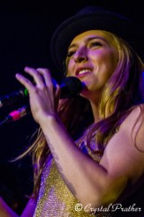 ZZ Ward // Photo by Crystal Prather