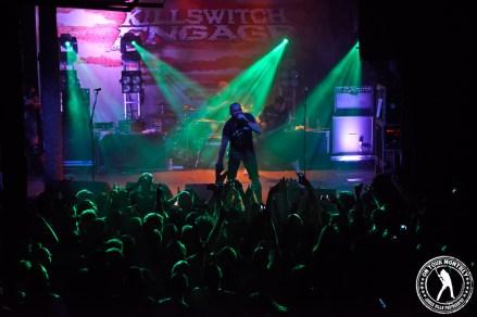 Killswitch Engage (Trees - Dallas, TX) 12/02/12