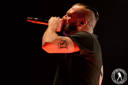 Killswitch Engage (Verizon Theater - Grand Prairie, TX) 11/02/13