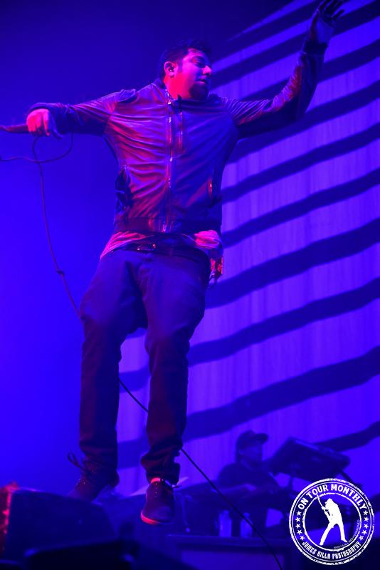 Deftones (Chesapeake Arena - Oklahoma City, OK) 10/23/13