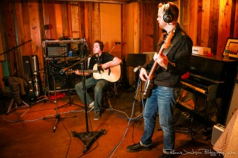 EXCLUSIVE SESSIONS: Always the Alibi at Big Acre // Photo by Ronnie Jackson