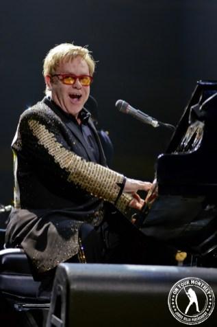 Elton John (AAC - Dallas, TX) 3/13/14 ©2014 James Villa, All Rights Reserved www.ontourmonthly.com