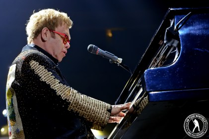 Elton John (AAC - Dallas, TX) 3/13/14 ©2014 James Villa, All Rights Reserved www.ontourmonthly.com