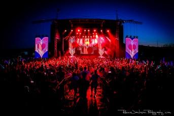David Guetta - Suburbia Music Festival - Plano TX 4-27-2014 ©