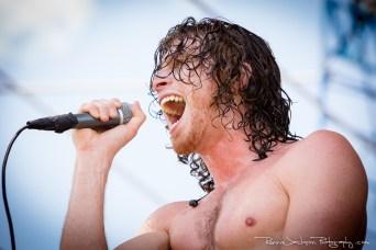 Jonny Hawkins - Nothing More - Fort Rock 2014