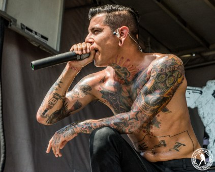 Mayhem Festival (Oklahoma City, OK) 8/7/14
