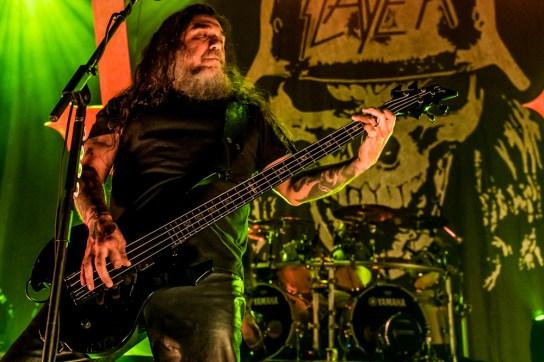 Slayer (Verizon Theater - Grand Prairie, TX) 11/19/14