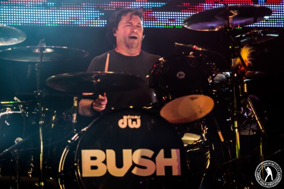 Bush (South Side Ballroom - Dallas, TX) 3/11/15
