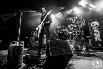 Theory of a Deadman (South Side Ballroom - Dallas, TX) 3/11/15