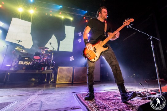 Bush (South Side Ballroom - Dallas, TX) 3/11/15