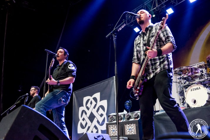 97.1 The Eagle's BFD (Gexa Energy Pavilion - Dallas, TX) 5/31/15