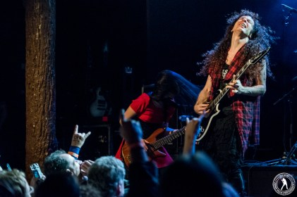 Marty Friedman - (Trees - Dallas, TX) 2/12/16 ©2016 James Villa Photography, All Rights Reserved