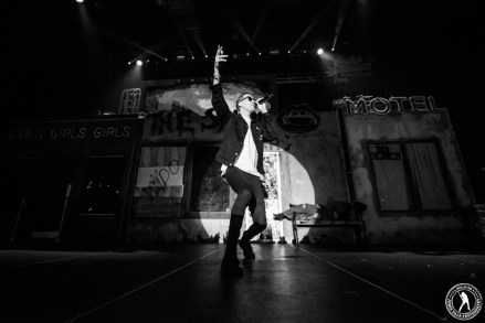 G-Eazy (The Bomb Factory - Dallas, TX) 1/31/16 ©2016 James Villa Photography, All Rights Reserved