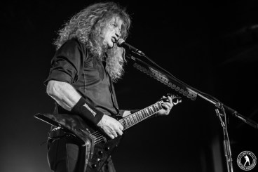Megadeth (South Side Ballroom - Dallas, TX) 2/20/16 ©2016 James Villa Photography, All Rights Reserved