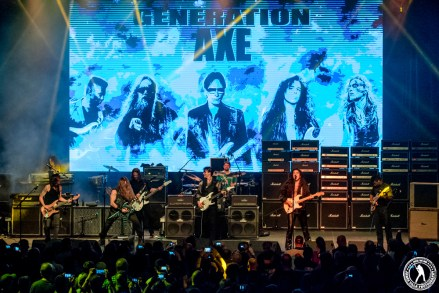 Generation Axe (The Bomb Factory - Dallas, TX) 4/17/16 ©2016 James Villa Photography, All Rights Reserved