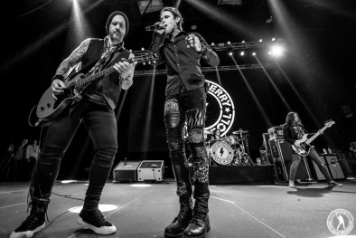 Buckcherry (The Bomb Factory - Dallas, TX) 4//23/16 ©2016 James Villa Photography, All Rights Reserved