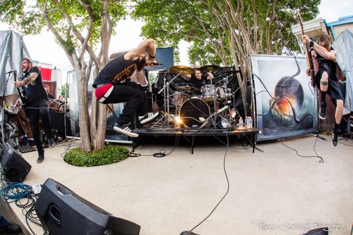 Serosia / Gexa Energy Pavilion / Dallas TX / 5-29-2016