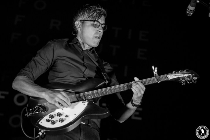 Death Cab for Cutie (The Bomb Factory - Dallas, TX) 9/14/16 ©2016 James Villa Photography, All Rights Reserved
