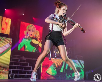 Lindsey Stirling (The Music Hall at Fair Park - Dallas, TX) 11/05/16 ©2016 James Villa Photography, All Rights Reserved