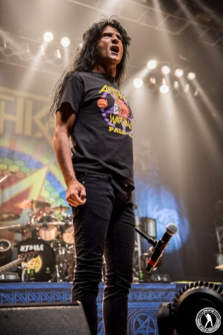 Anthrax (Dallas, TX - House of Blues) 4/18/17 ©2017 James Villa Photography, All Rights Reserved