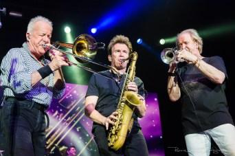 Chicago - James Pankow, Ray Herrmann, Lee Loughnane - Dos Equis Pavilion - Dallas Tx - 6-29-2018