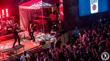 Papa Roach (Arlington Backyard / Texas Live - Arlington, TX) 10/15/18 ©2018 James Villa Photography. All Rights Reserved.