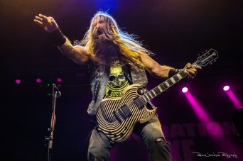 Zakk Wylde - Generation Axe (The Bomb Factory - Dallas, TX) 12/14/18 ©2018 Ronnie Jackson Photography, All Rights Reserved.