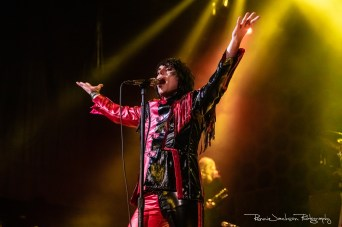 The Struts - Luke Spiller - House of Blues Dallas