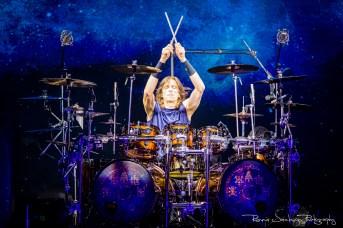 Scott Travis / Judas Priest / The Bomb Factory / Dallas TX / 5-31-2019