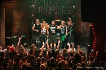 Nita Strauss / Trees Dallas / 6-20-2019