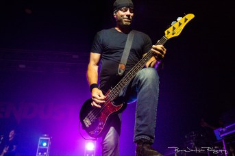 Vince Hornsby - Sevendust - The Bomb Factory - Dallas TX - 9-8-2019