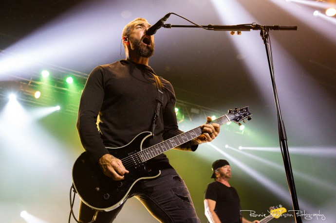 Clint Lowery - Sevendust - The Bomb Factory - Dallas TX - 9-8-2019