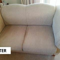 Cleaning Fabric Sofa Stains Small Sectional Sofas Cheap Upholstery Lounge Suites On Track