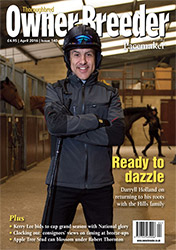 Thoroughbred Owner & Breeder magazine