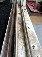 Sliding Glass Doors Repair Track
