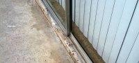 Sliding Glass Door: Repair Sliding Glass Door Track
