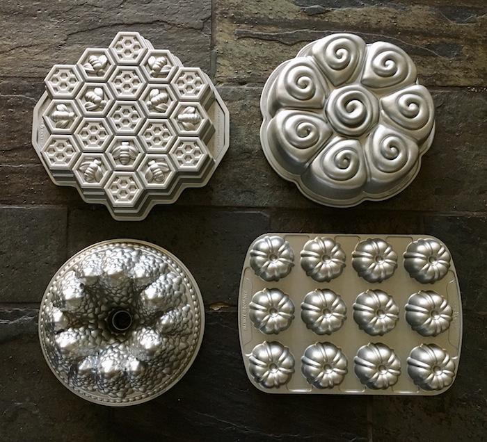 Nordic Ware bakvormen de parels in je keuken