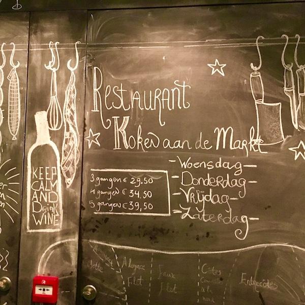 Koken aan de Markt – Geertruidenberg