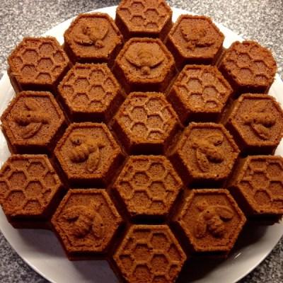 Cake honingraat2_ontroerendlekker.nl