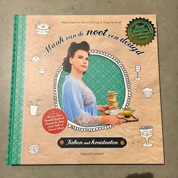 Maak van de noot een deugd (koken met kruidnoten) – Marije Sietsma