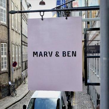 Marv & Ben - Kopenhagen